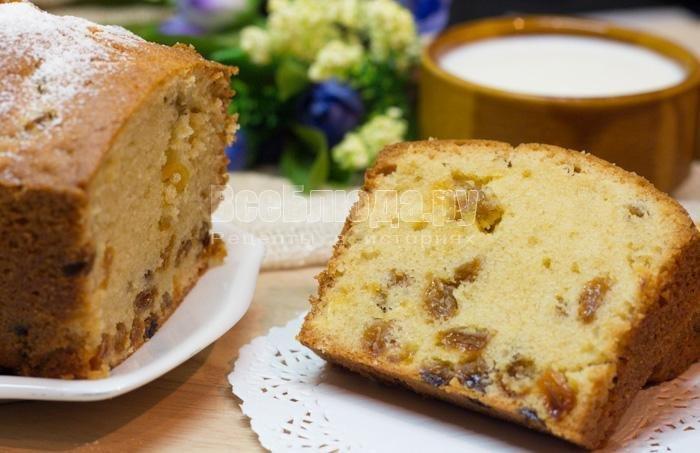 Как испечь кекс в домашних условиях - пошаговые рецепты 62