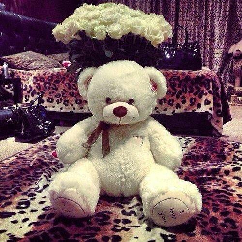 Медведь подарок