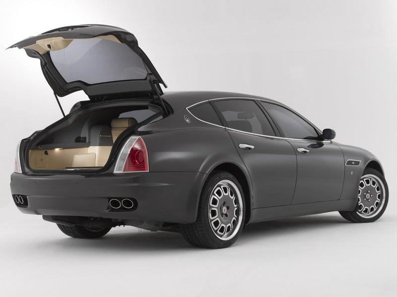 Maserati Quattroporte Bellagio Fastback '2008