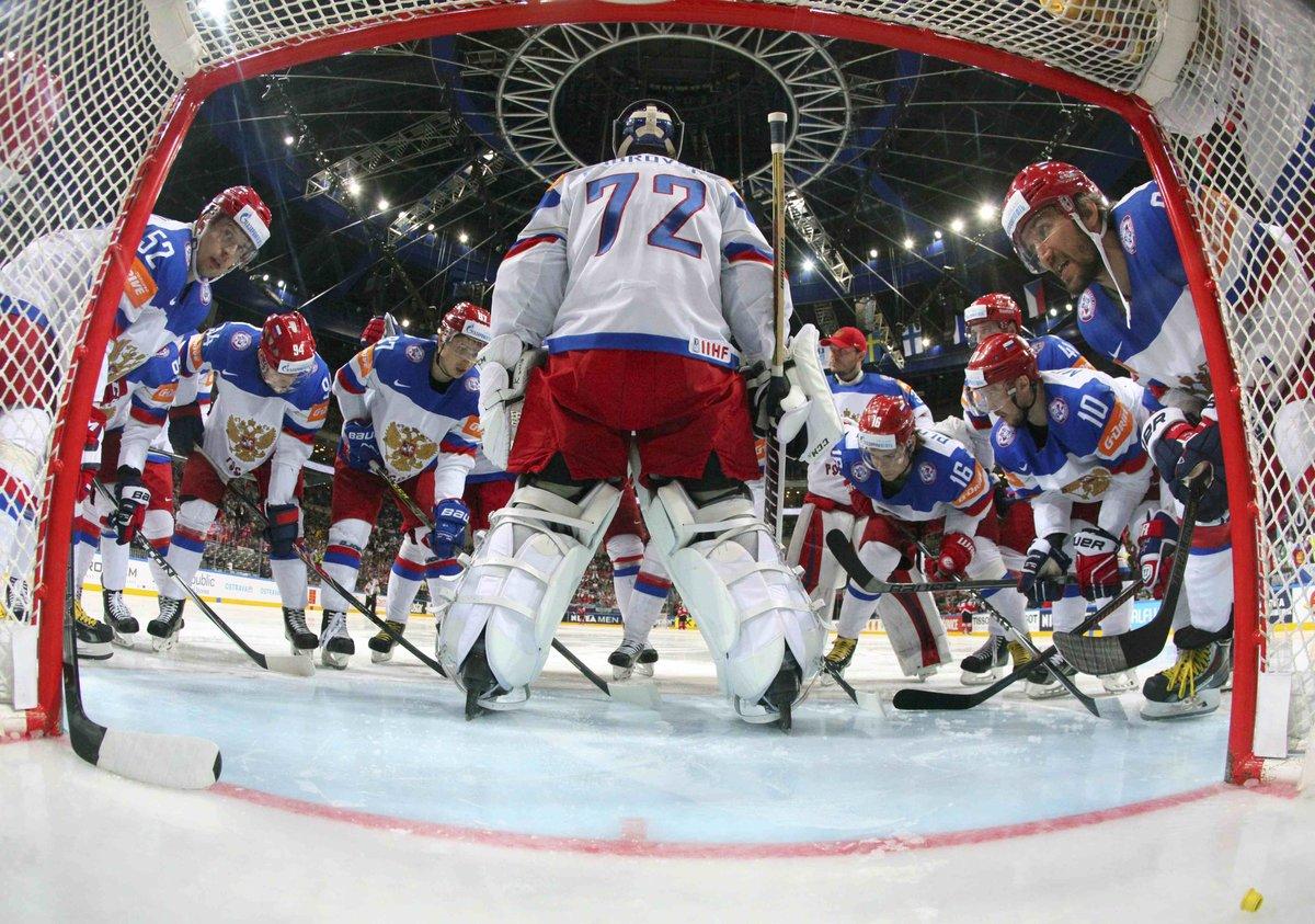 Мир хоккея в картинках