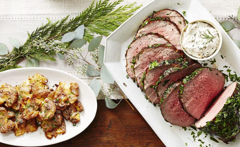 говядина на праздничный стол рецепты с фото