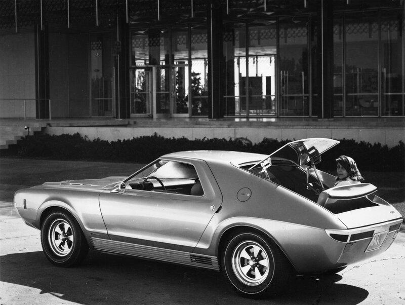 AMC AMX I Concept Car