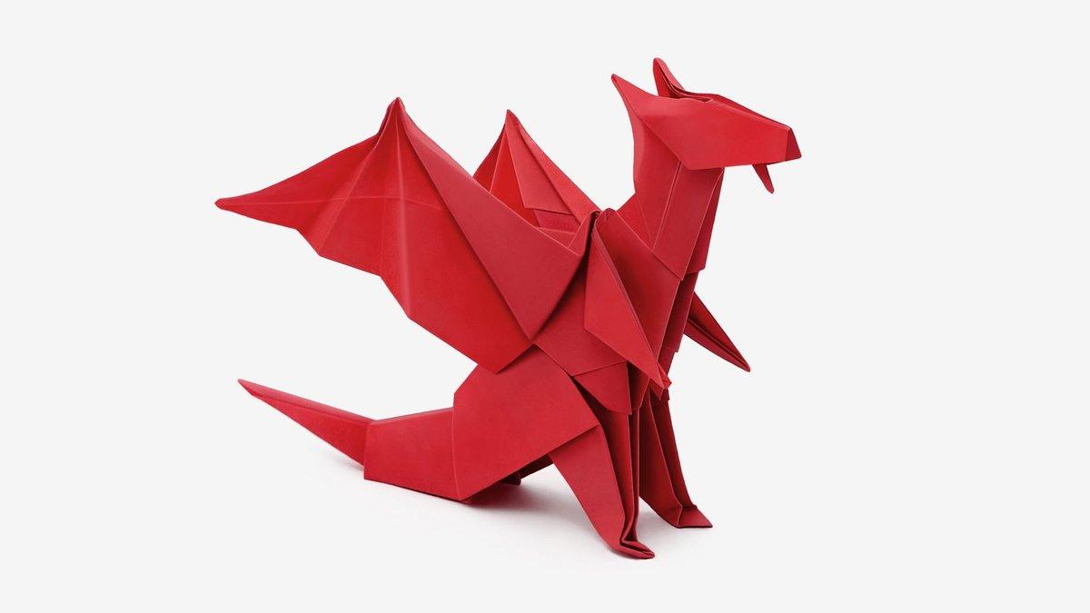 Тему-я, прикольные оригами из бумаги картинки