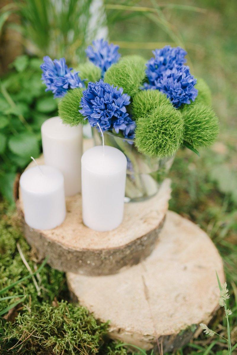 .В свадьбе на природе есть много плюсов: свежий воздух, красивые пейзажи.