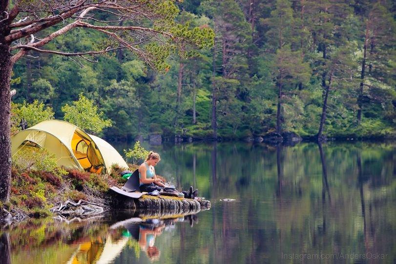 фигура снимках, фото отдых на природе в лесу тихом поле два