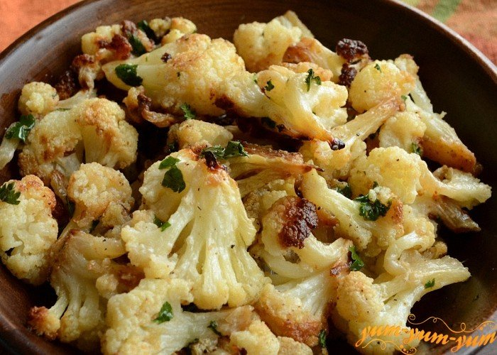 диетические блюда из цветной капусты