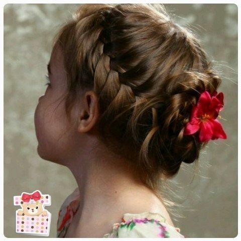 фото плетения кос для девочек