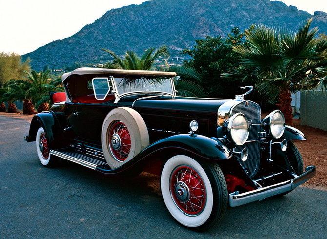 Кадиллак 1030-1931 года