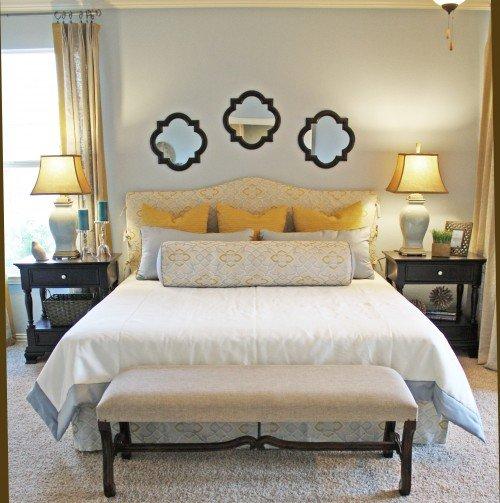 Выбирая цвет спальни, важно помнить основное предназначение этой комнаты, а именно – отдых и уединенность от мирской суеты.