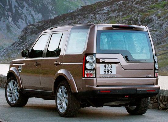 Картинки по запросу Land Rover Discovery 4 сзади