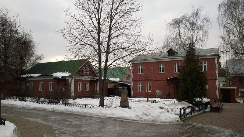 Поморская Древлеправославная Церковь староверов (Никольский монастырь)