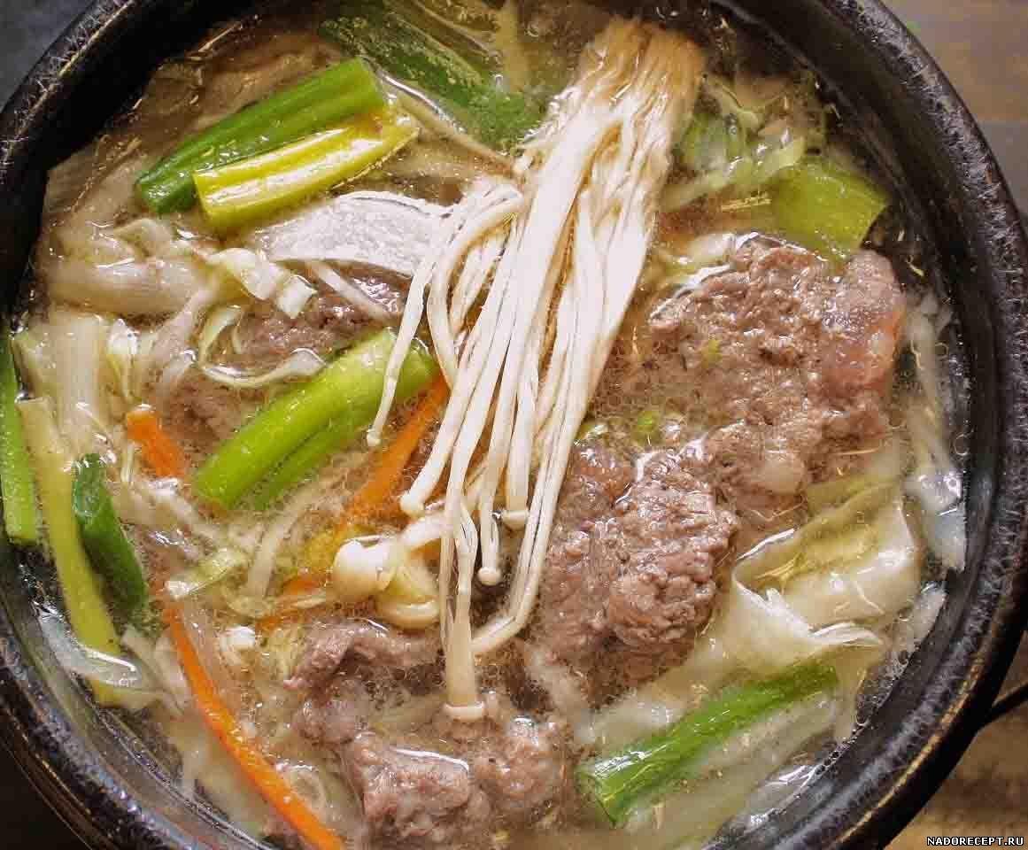 и корейская рецептами кухня фото с