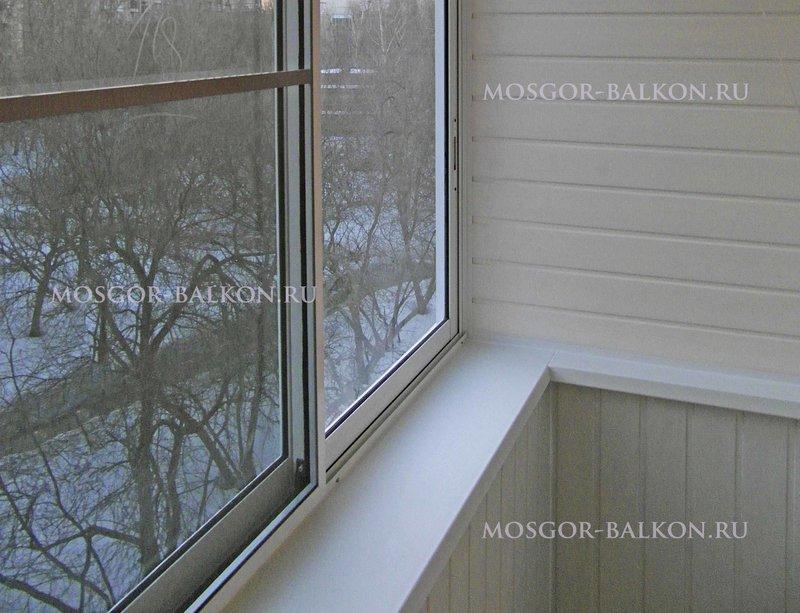 Компания производит не только остекление балконов с выносом,.