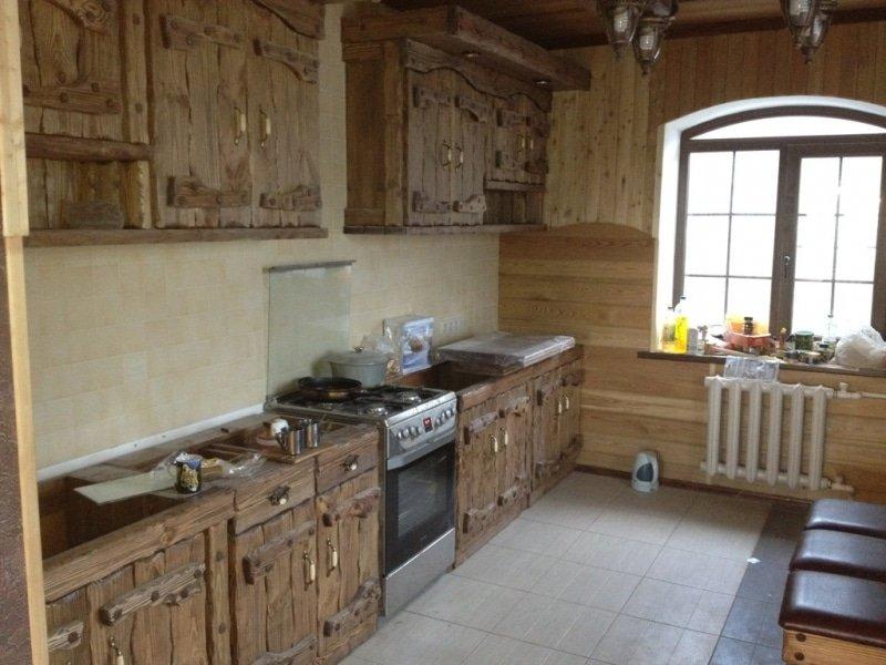 большую плюсы и минусы деревянных кухонь водка достойно