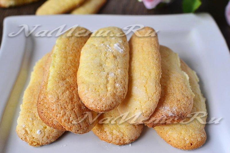 что можно приготовить из печенья в домашних условиях быстро и вкусно