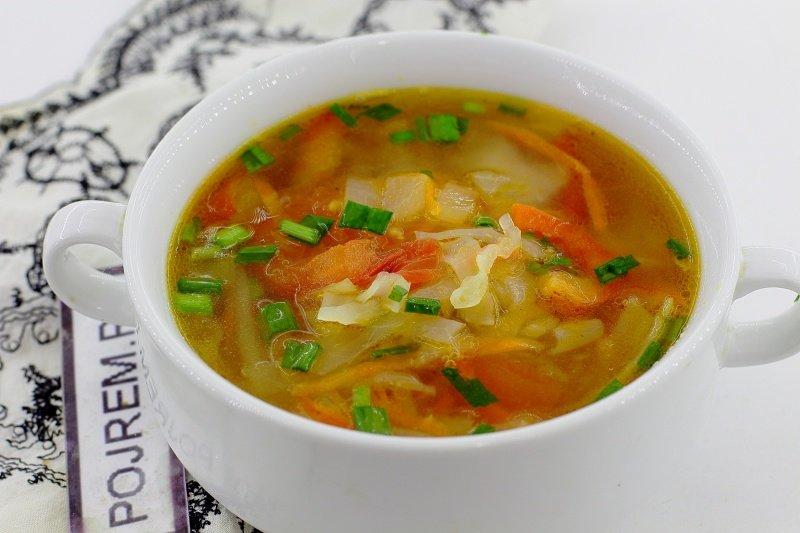 как варить суп с капусты