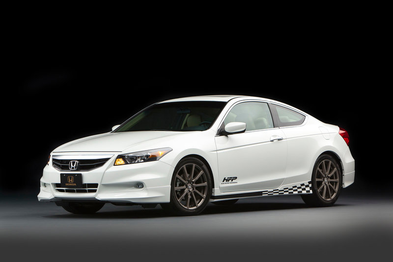 Honda Accord Coupe V6 Concept by HFP