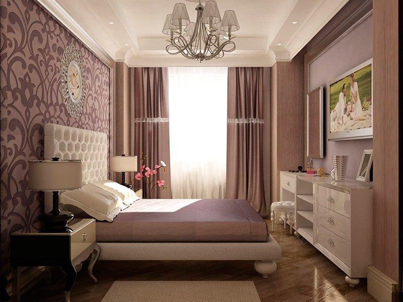 уютный дизайн маленькой спальни карточка пользователя