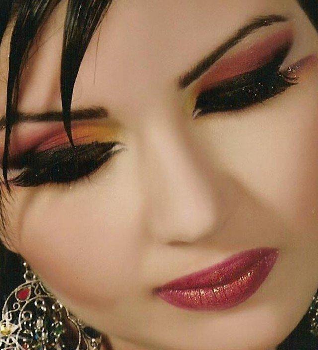 Видео фото арабских девушек сзади рыжие