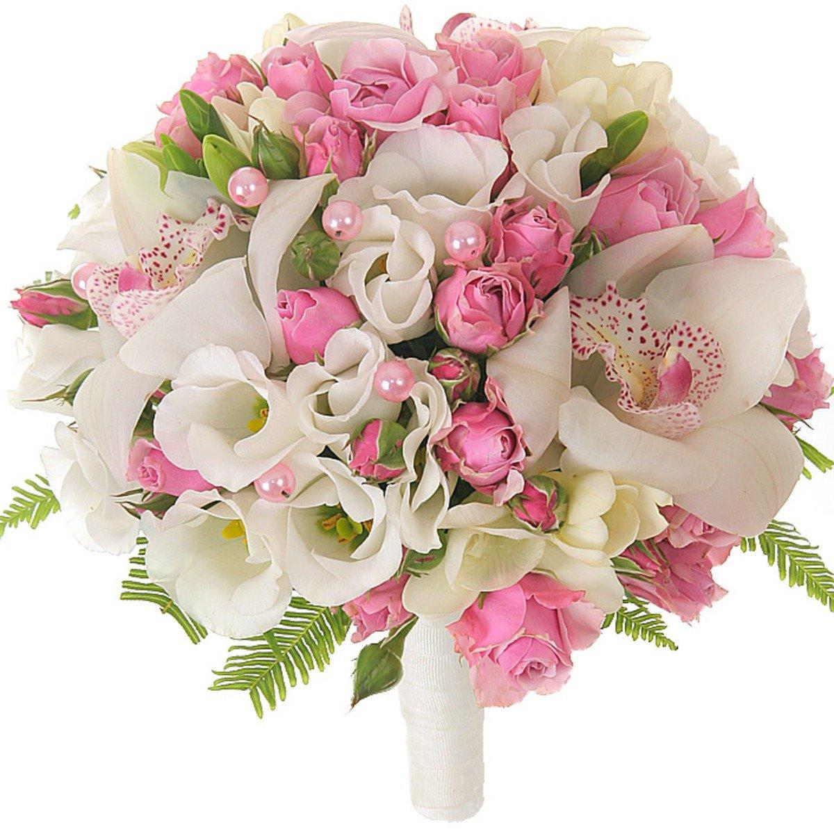 Доставка свадебных букетов и шикарных цветов