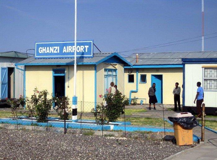 Аэропорт Ганзи, Ботсвана