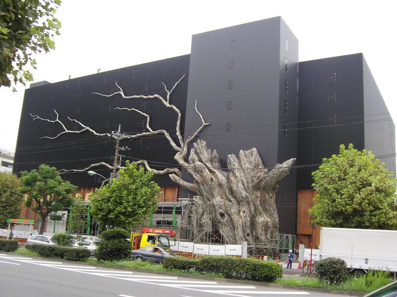 Удивительная архитектура Японии