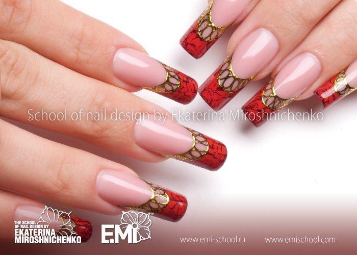 Дизайн ногтей по мирошниченко фото
