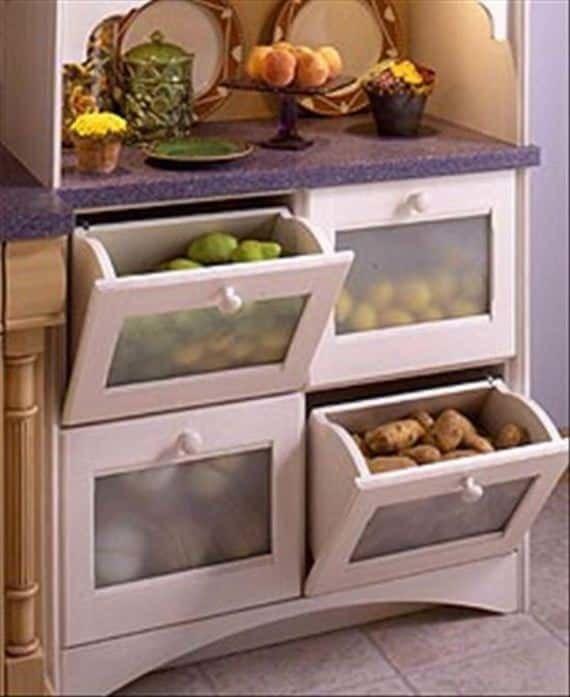 Ящики для кухни своими руками 100