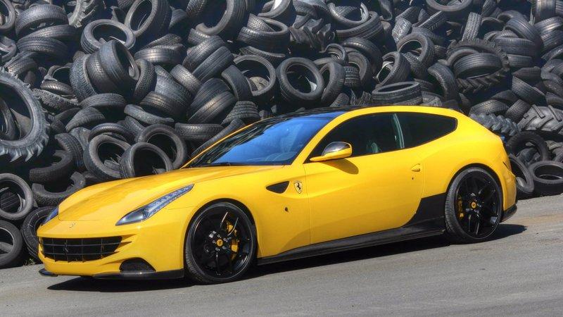 11. Ferrari FF    2013