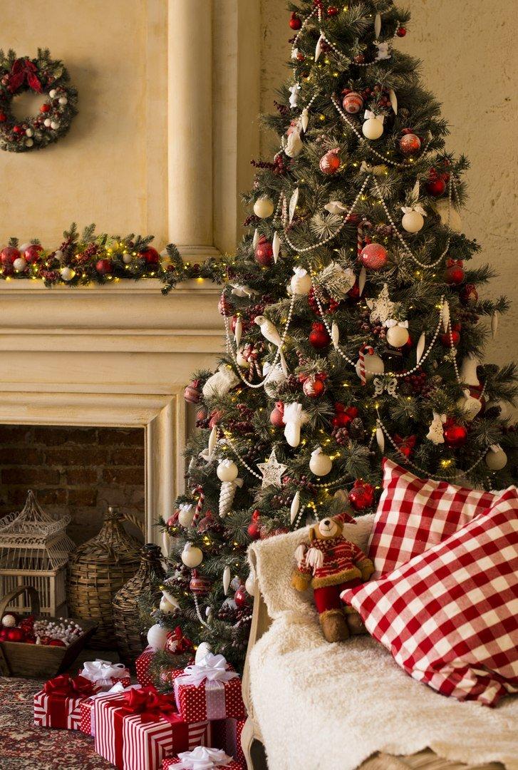 Картинки украшаем елку вместе