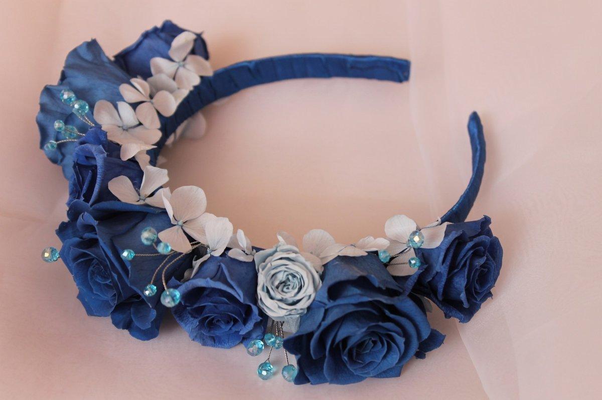 Ободки с цветами на голову в интернет магазине obodki-venochki - актуальный каталог красивых ободков с цветами для девушек и девочек.