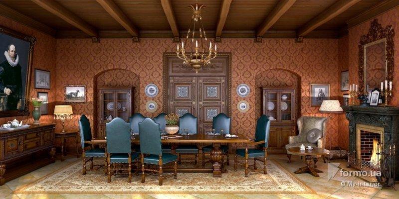 Гостиная, Дизайн
