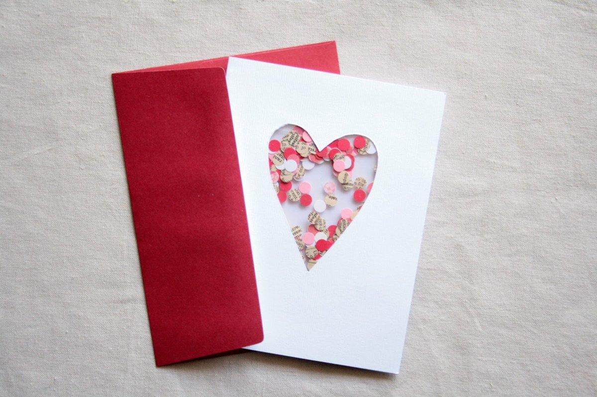 Для, открытки из бумаги для девушки