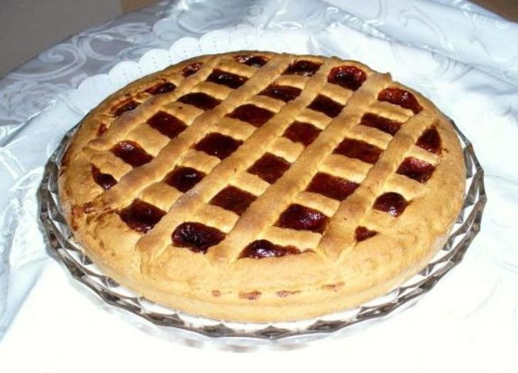 Открытые сладкие пироги рецепты с фото