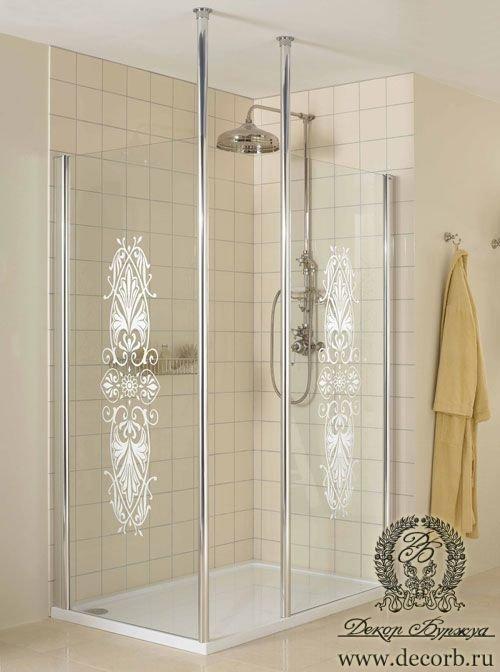 Душевые шторки производятся из нержавеющего алюминия, и надёжного стекла по всем европейским стандартам
