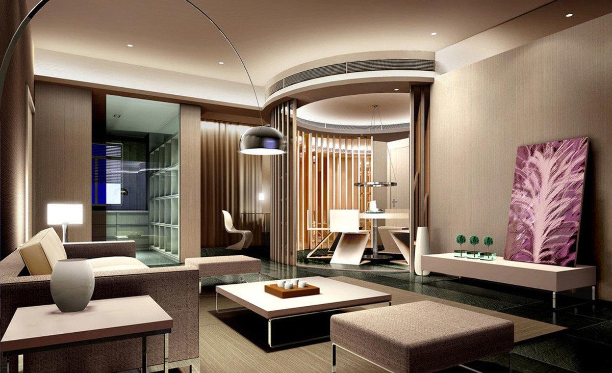 interior rumah mewah dunia dari situs desainrumahidamanku.xyz untuk