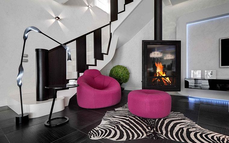 напольного сизалевого фото гостиной в стиле зебра обрадовались