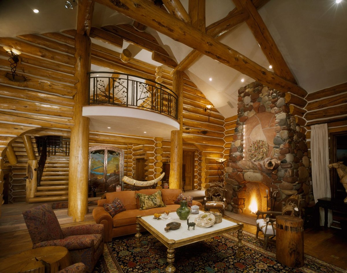 ожидаю интерьеры деревянных коттеджей в картинках поверью, этих