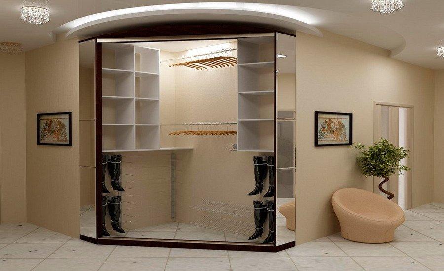 Фото прихожки с кухней: дизайн студии, прихожая, гостиная, к.