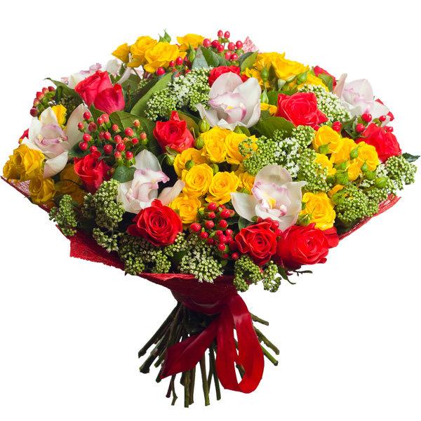 Заказать цветов на дом заказ