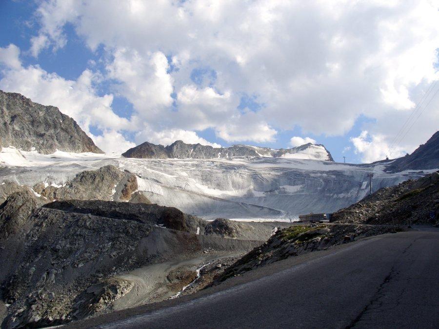 мусора зельден ледник ретенбах ресторан Трубопровод ТАПИ