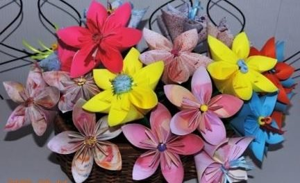 цветок кусадама