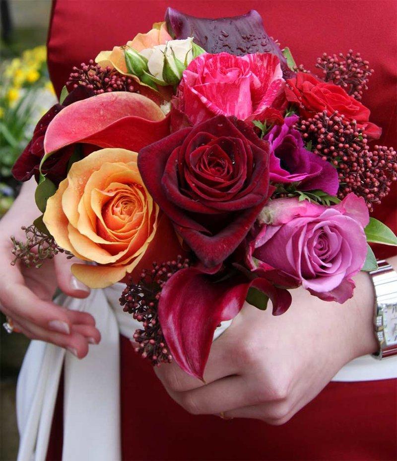 свадебные букеты фото, букет невесты 2016