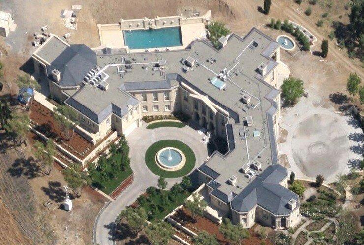 Особняк в Силиконовой долине - $100 млн