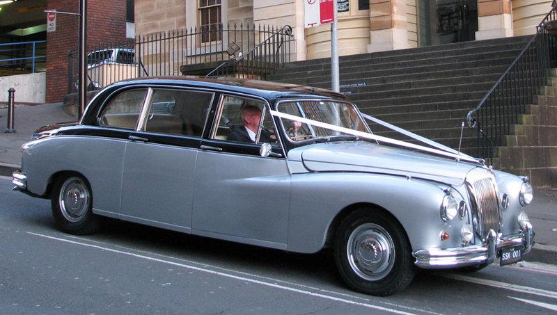 Daimler Majestic