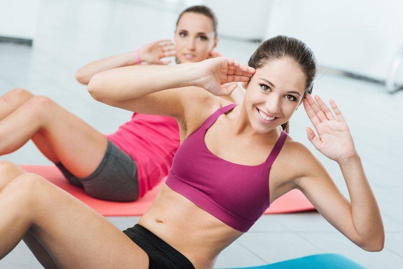 С чего начать тренировки девушкам, которые хотят заниматься фитнесом