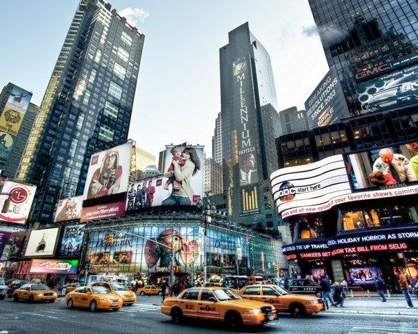 Наружная реклама и ее преимущества для вашего бизнеса