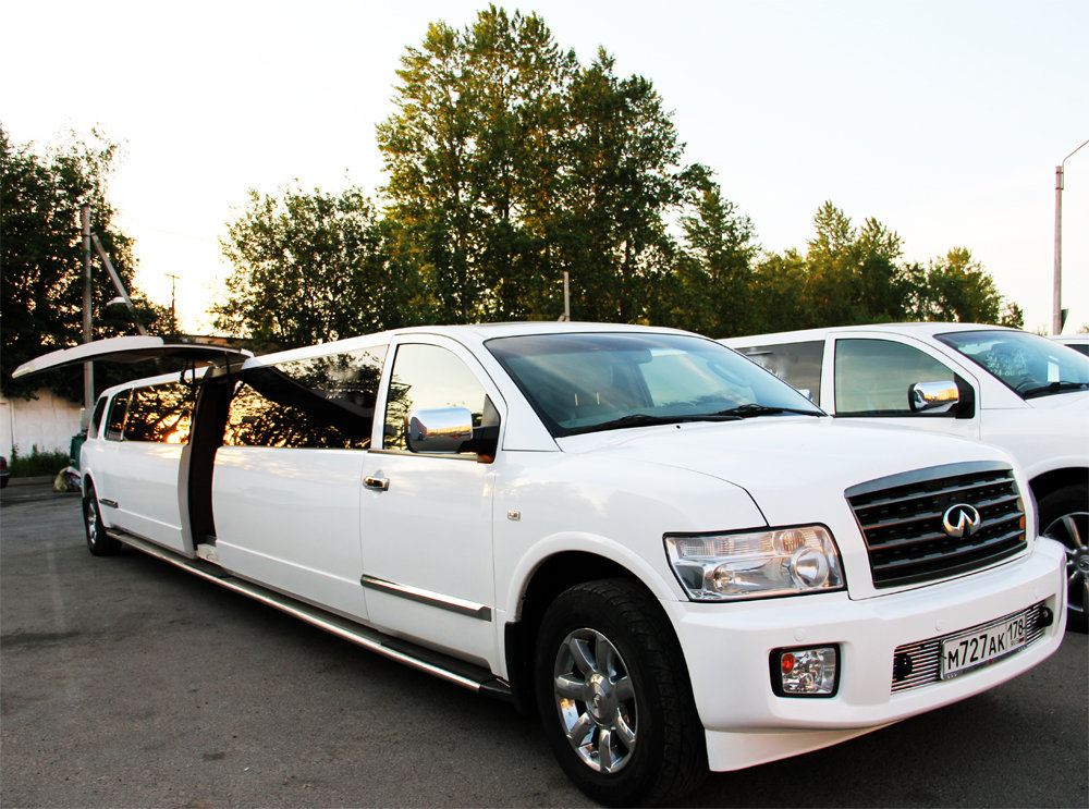 Лимузин на свадьбу в санкт-петербурге недорого