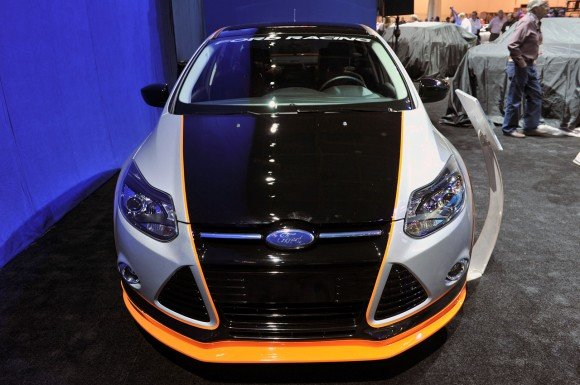Ford Focus by Ford Racing