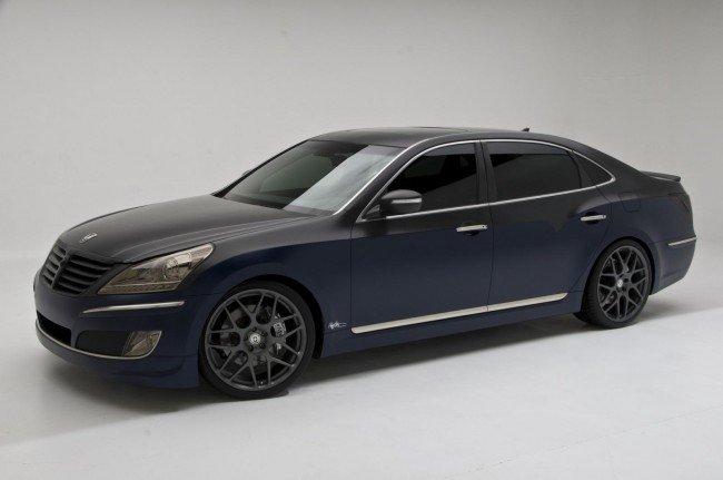 Hyundai Equus by RMR Signature